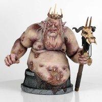 Статуэтка Goblin King The Hobbit Gentle Giant Bust  Limited edition