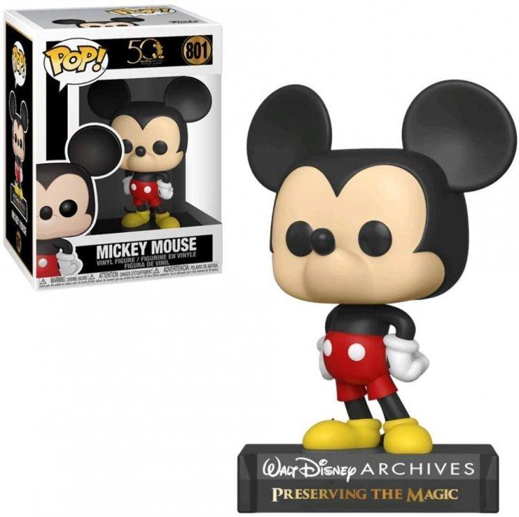 Фигурка Funko Pop Disney: Archives - Mickey Mouse 801