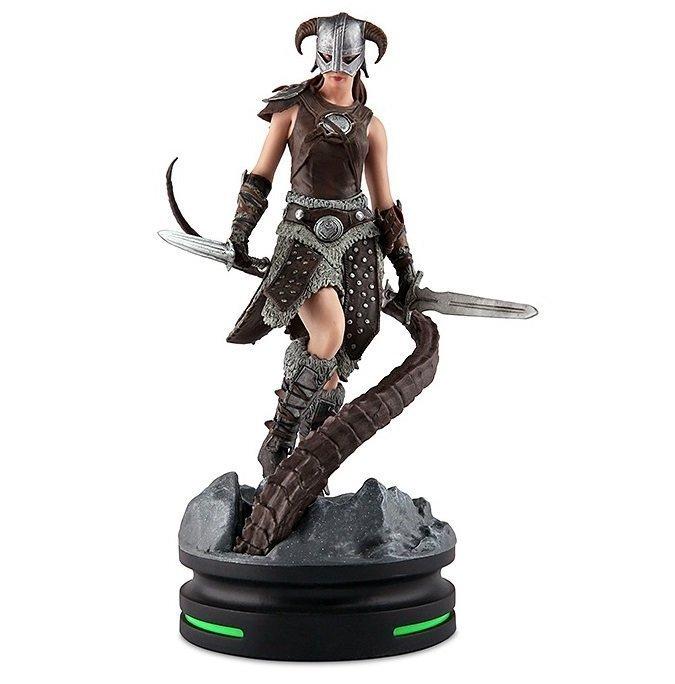 Статуэтка The Elder Scrolls V: Skyrim Female Dragonborn Statue