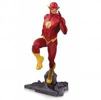 Статуэтка - The Flash Statue (DC Collectibles) 28 см Sideshow
