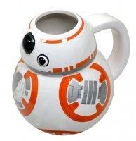 Чашка Star Wars BB-8 Ceramic 3D Mug