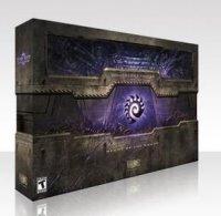 StarCraft II: Heart of the Swarm. Коллекционное издание Collectors Edition  (коробка с диском без ключа)