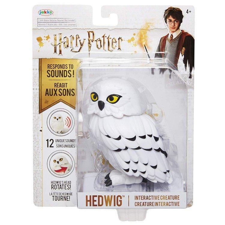 Фигурка Harry Potter Hedwig Interactive Creature Сова Букля говорящая