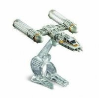 Фигурка Star Wars (Episode VII - The Force Awakens) Hot Wheels - Y-Wing Fighter
