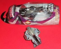Фигурка Hasbro STAR WARS DARK PURPLE JEDI STARFIGHTER