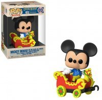 Фигурка Funko Pop Disney: Mickey Mouse Casey Jr. Circus Train Attraction 03