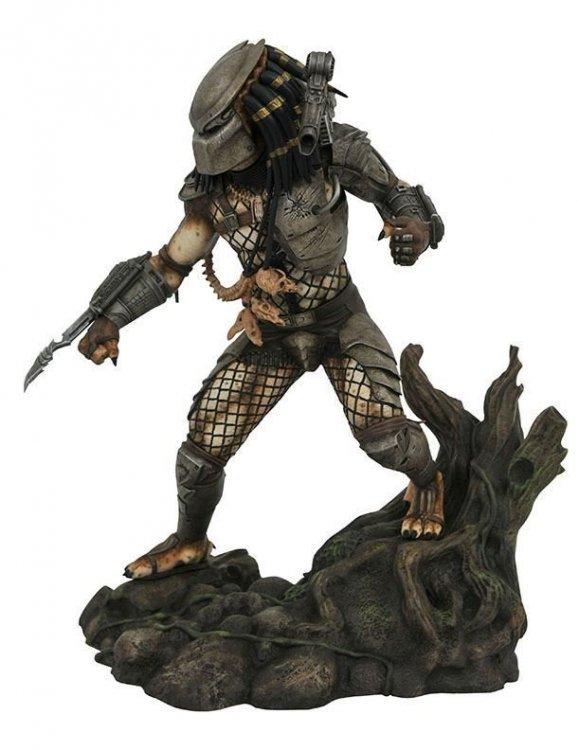 Фигурка Diamond Select Toys Predator Gallery: Jungle Predator Figure