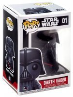 Фигурка Funko Pop! Star Wars - Darth Vader Дарт Вейдер