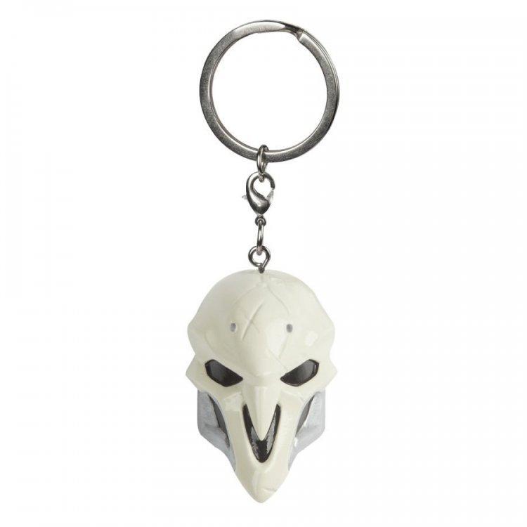 Брелок Overwatch 3D Keychain - Reaper Mask