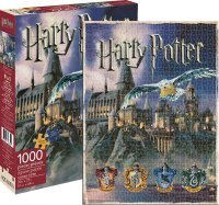 Пазл Гарри Поттер Aquarius Harry Potter Hogwarts Jigsaw Puzzle (1000-Piece)