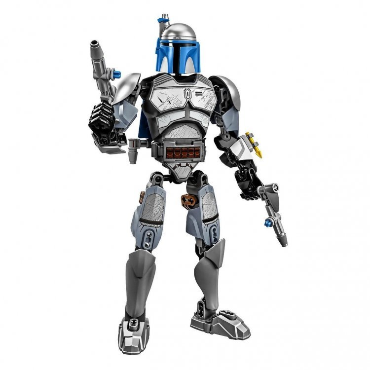 Конструктор для сборки Джанго Фетт (Jango Fett) Star Wars
