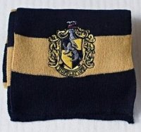 Шарф Harry Potter Hufflepuff Wool