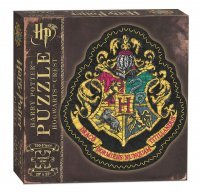 Пазл Гарри Поттер Harry Potter Hogwarts Crest Shaped Puzzle (750-Piece)