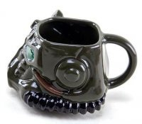 Чашка Fallout Armour 3D mug кружка
