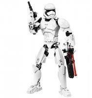Конструктор для сборки Штурмовик (Stormtrooper) Star Wars