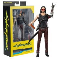 Фигурка McFarlane Toys Cyberpunk 2077 Johnny Silverhand Action Figure