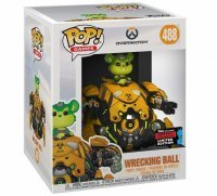 Фигурка Overwatch Funko POP! -  Toxic Wrecking Ball 6""