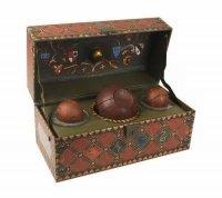 Набор игры Квидич Гарри Поттер Harry Potter: Collectible Quidditch Set
