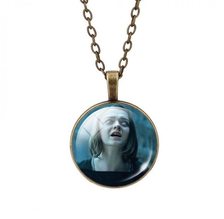 Медальон Game of Thrones Arya Stark (Арья Старк) blue