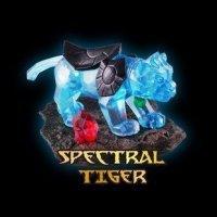 World of Warcraft Pet: SPECTRAL TIGER (Фигурки петов: спектральный тигр)