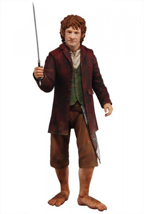 Фигурка -Bilbo Baggins The Hobbit Figure (NECA) 25 см.
