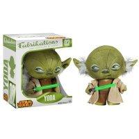 Мягкая игрушка Star Wars - Fabrikations Funko: Yoda Plush