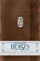 Блокнот Fantastic Beasts: Newt Scamander Ruled (Insights Journals) (Hardcover)
