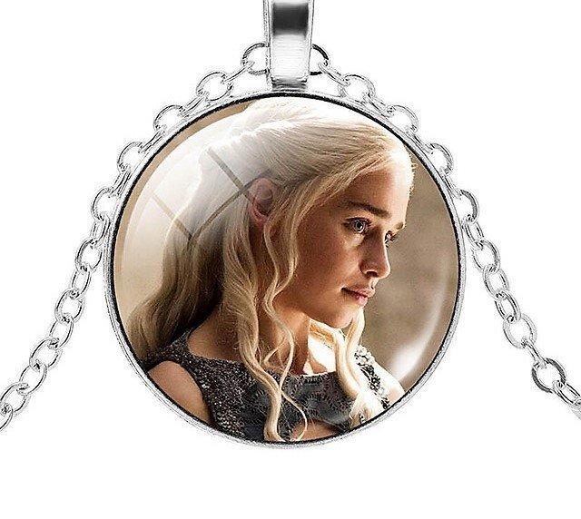 Медальон Game of Thrones Daenerys Targaryen (Дейнерис Таргариен)