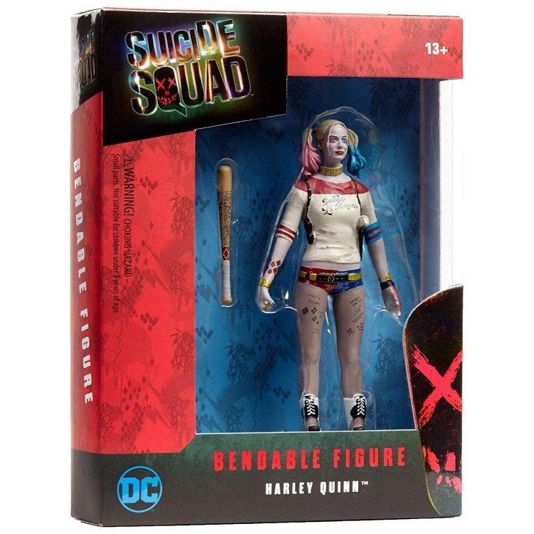 Фигурка DC Comics Suicide Squad Harley Quinn Bendable Action Figure