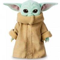 Мягкая игрушка Star Wars - Baby Yoda Plush