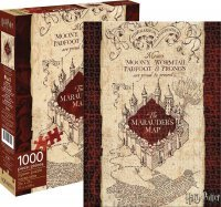 Пазл Гарри Поттер Aquarius Harry Potter Marauders Map Puzzle (1000 Piece)