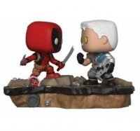 Фигурка Funko Pop Marvel: Comic Moments - Deadpool vs Cable Vinyl Figure