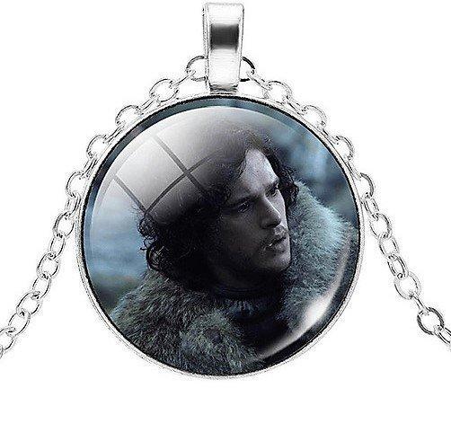 Медальон Game of Thrones Jon Snow (Джон Сноу)