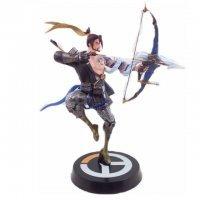 Статуэтка Overwatch Hanzo Statue Color Figure Хандзо 28 см