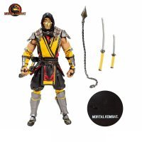 Фигурка Mortal Kombat McFarlane Toys - Scorpion Action Figure