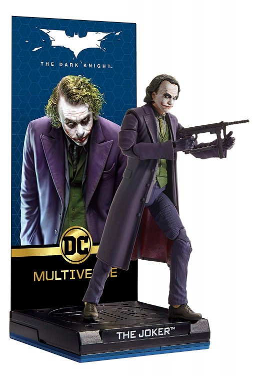 Фигурка DC Comics Multiverse Signature Collection The Dark Knight The Joker Figure