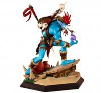 Blizzard Legends: World of Warcraft Voljin Legends Statue Cтатуэтка Варкрафт Волджин