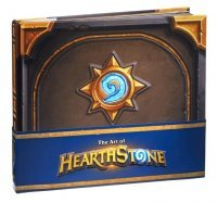 Книга Art of Hearthstone (Твёрдый переплёт) (Eng) Volume 1 Книга том 1