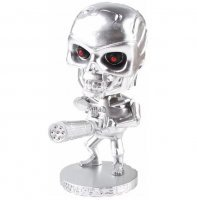 Фигурка Terminator Endoskeleton Bobble Head