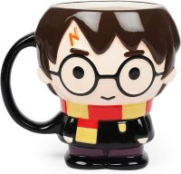 Кружка Harry Potter Full Body Mug Limited Edition (Подарочная упаковка)