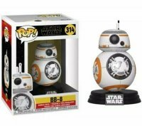 Фигурка Funko Pop Star Wars: Rise of Skywalker - BB-8  314