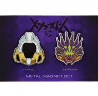 Набор магнитов Heroes of the Storm Metal Magnet Set