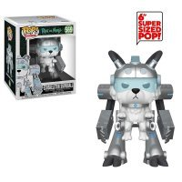 "Фигурка Фанко Рик и Морти Funko Pop! Animation: Rick and Morty - Exoskeleton Snowball 6"""