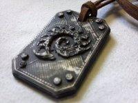 Медальон ABS-пластик StarCraft 2 Zerg