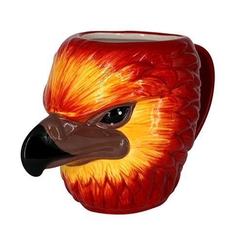 Кружка Harry Potter Phoenix Ceramic 3D Mug чашка Гарри Поттер Феникс