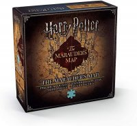 Пазл Гарри Поттер The Noble Collection Harry Potter Marauders Map Puzzle (1000-Piece)