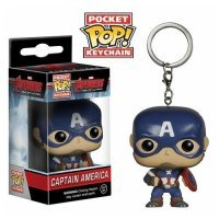 Брелок Avengers Age of Ultron Captain America Pocket Pop! Vinyl