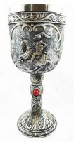 Кубок Game of Thrones Wine Goblet - Horse Knight