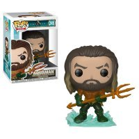 Фигурка DC Comics: Funko Pop! - Aquaman Arthur Curry in Hero Suit