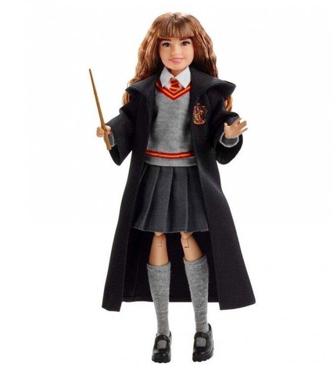 Кукла фигурка Harry Potter - Hermione Granger Doll - Гермиона Грейнджер Mattel